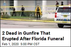 2 Dead After Gunfire Erupts at Church Funeral