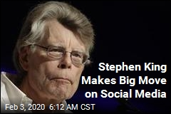 Stephen King: See Ya, Facebook