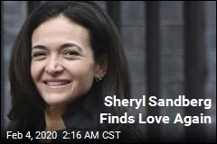 Sheryl Sandberg Is Engaged