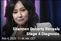 Shannen Doherty: 'My Cancer Came Back'