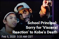 School Principal Who Wrote About Kobe 'Karma' Apologizes