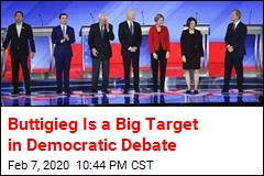 Debate Night: Democrats Back At It