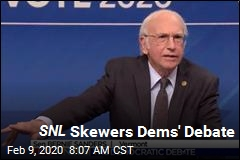 SNL Roasts Dems' Debate