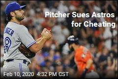 Pitcher Sues Astros for Cheating