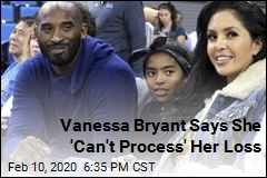 Vanessa Bryant Shares Her Grief in Post
