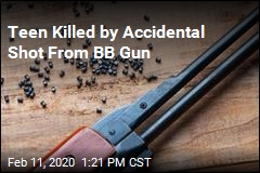In Florida Tragedy, It's Death by BB Gun