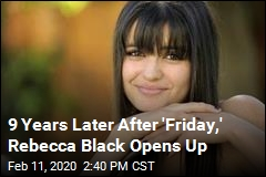 9 Years Later, Rebecca Black Reflects on 'Friday'