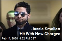 Jussie Smollett Hit With New Charges
