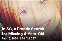 6-Year-Old Vanishes From Front Yard in SC