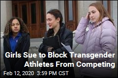 Girls Sue to Keep Transgender Athletes From Competing