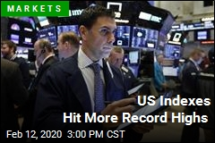 US Indexes Hit More Record Highs