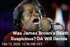 DA May Open Probe Into James Brown's 2006 Death