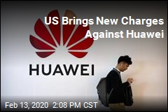 US Brings New Charges Against Huawei