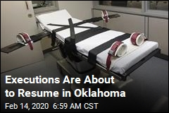 Oklahoma to Restart Executions 5 Years After Failures