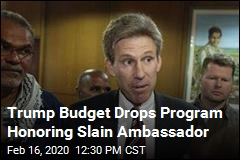 Budget Drops Nonprofit Honoring Chris Stevens