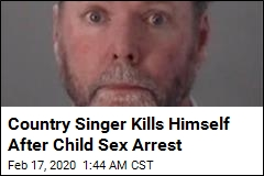 Country Singer Kills Himself After Child Sex Arrest