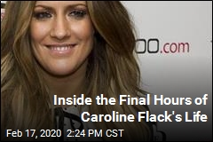 Paramedics Called to Caroline Flack's House the Night Before She Died
