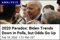 These New Polls Are Decent News for Biden