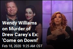 Wendy Williams Makes Awful Joke About Murder of Carey's Ex