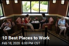 10 Best Places to Work