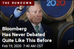 Bloomberg Has Never Debated Quite Like This Before