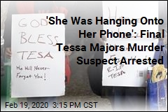 Police Arrest 3rd Teen in Tessa Majors' Murder
