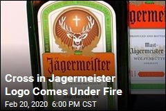 Cross in Jagermeister Logo Comes Under Fire