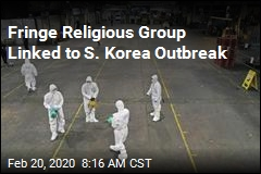 Fringe Religious Group Linked to S. Korea Outbreak