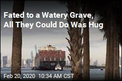 Fated to a Watery Grave, All They Could Do Was Hug