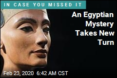 An Egyptian Mystery Takes New Turn