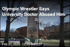Wrestler Adds to Abuse Allegations Against Michigan Doctor