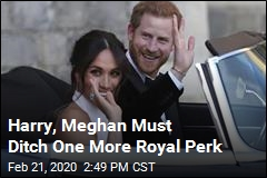 Harry and Meghan Must Give Up Their Royal Brand