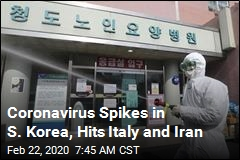 Coronavirus in S. Korea Swirls Around 'Cult' Church