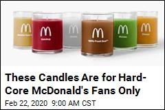 Your Home Can Now Smell Like a Quarter Pounder 24/7