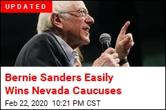 Sanders Wins Nevada Caucuses