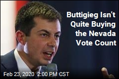Buttigieg Claims 'Irregularities' in Nevada Vote