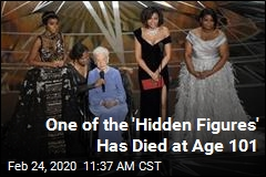 One of the 'Hidden Figures' Has Died at Age 101