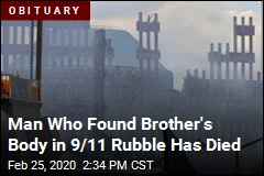 9/11 Killed His Brother. 18 Years Later, It Killed Him