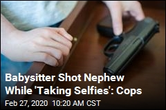 Babysitter Shot Nephew While 'Taking Selfies': Cops