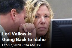 Lori Vallow Is Going Back to Idaho