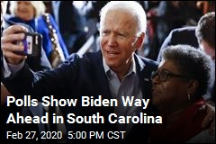 In South Carolina, Biden's Support Builds