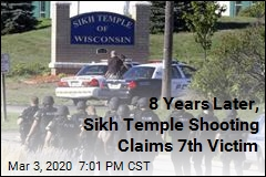 8 Years Later, Sikh Temple Shooting Claims 7th Victim