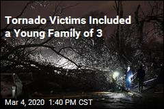 Family of 3 Among the Tornado Victims