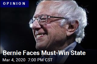 One State, Bernie Can't Lose
