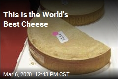 This Is the World's Best Cheese