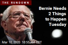 Bernie Needs 2 Things to Happen Tuesday