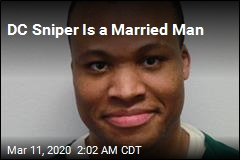 DC Sniper Gets Married in Prison
