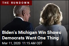Biden's Michigan Win Should Worry Trump Most