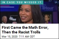After Her Math Error, the Racist Twitter Mob Came