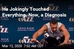 He Jokingly Touched Everything. Now, a Diagnosis